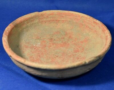 Iron age JUDAEA Ancient Terracotta bowl, 1 Millennium BC. Judea Temple times.