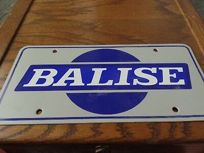 Balise Chevrolet Dealership Booster Plate Springfield,ma