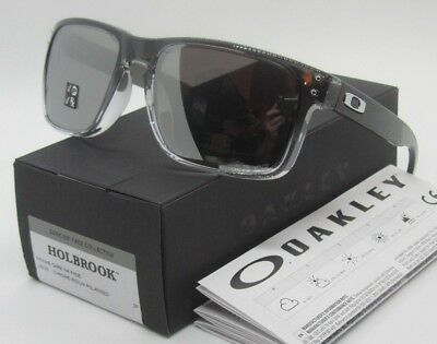9563d90cb1e OAKLEY dark ink fade chrome iridium POLARIZED HOLBROOK OO9102-A9 sunglasses  NEW!