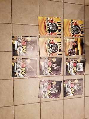 Iowa Basketball programs 10 in lot see photos