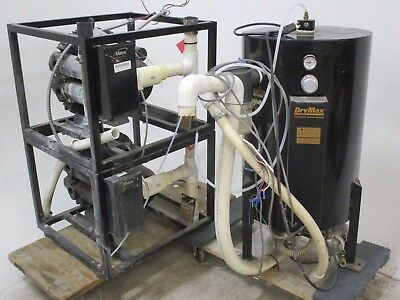 Martx Twin dry vacuum system Dental Vacuum Pump System for Operatory Suction
