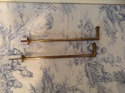 Vintage French Large Curtain Tie Backs (1731)