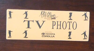 Phil Collins - Dance Into Europe Tour 1997 - VIP - TV / Photo Pass - unbenutzt -