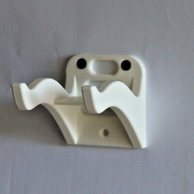1 Bass Acoustic Electric Guitar Hanger Holder Stand Rack Hook Wall Mount Display