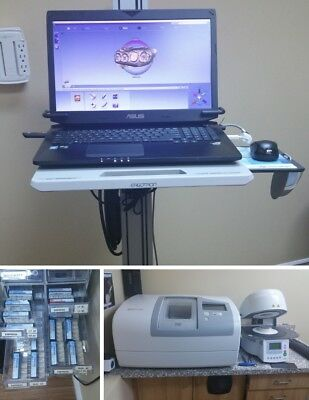E4D Nevo 2014 Dental Scanner  w/ E4D Mill, Programat CS Oven, & Accessories