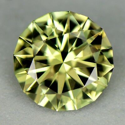 CUSTOM CUT - 2.06ct - COLOR CHANGE DIASPORE - TURKEY - WATCH VIDEO!!