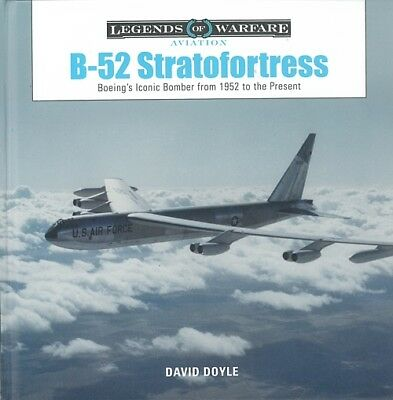 Doyle: B-52 Stratofortress Bomber - Legends of Warfare Flugzeug-Modellbau/Fotos