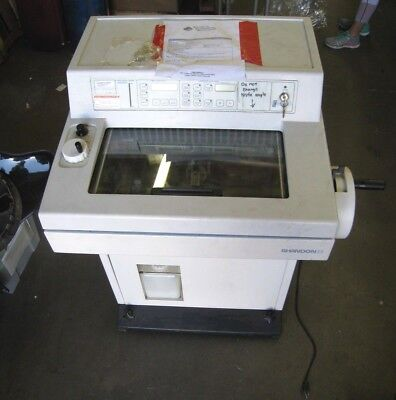 Shandon Thermo Scientific Cyrotome Microtome Cryostat AS620