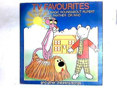 TV Favourites And Other Childrens Song (Unknown Artist - 1975) HH 510 (ID:15389)
