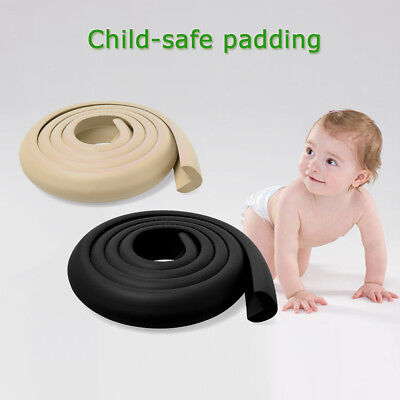 2M Baby Safety Table Desk Edge W/ 4Corner Protector Cushion Strip Soft Bumper