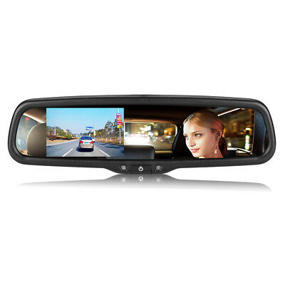 Car Rear View Mirror Monitor 4.3 LCD Factory Style Rear Mirror Parking Reversing