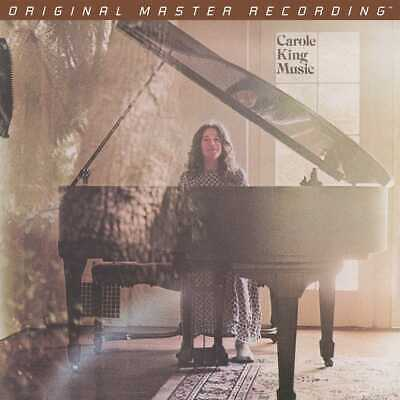 Carole King - Music MoFi Vinyl LP 180g Limited Numbered Mobile Fidelity