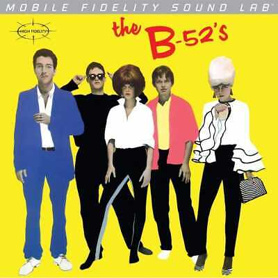 The B-52's - The B-52's MoFi Vinyl LP Limited Numbered Mobile Fidelity