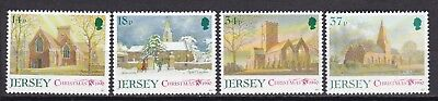 JERSEY 1990 CHRISTMAS BELOW FACE VALUE (ref6) MINT NEVER HINGED