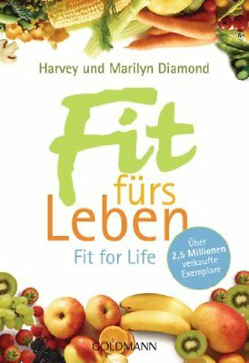 Fit furs Leben. Fit for Life. by Diamond  New 9783442135332 Fast Free Shipping*-