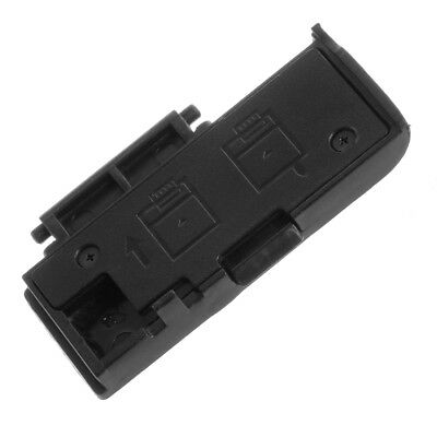 Battery Terminal Cover Door Lid Cap Replacement For Canon EOS 550D DSLR camera