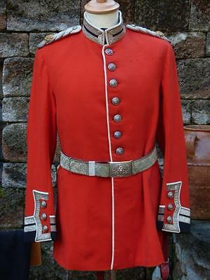 Deputy Lord Lieutenant Yorkshire Uniform Hose 1902 England GB Soldat Rose