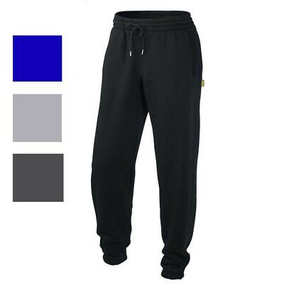 Mens Work Tracksuit Jogging Bottoms By SITE KING - BREATHABLE FLEECE JOGGERS 018
