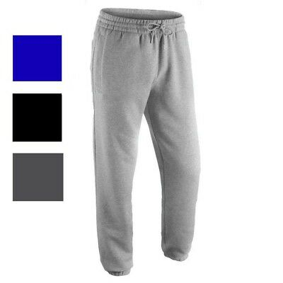 Mens MIG Work Breathable Fleece Tracksuit Jogging Bottoms Size S to 5XL / 022