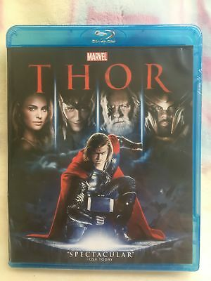 Thor (Blu-ray/DVD, 2011, 2-Disc Set, Includes )