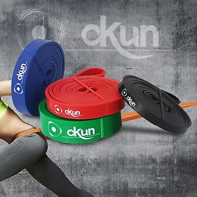 Resistance Bands / Pull-UP Assistance For Assisted Pull Ups / Power Lifting UK