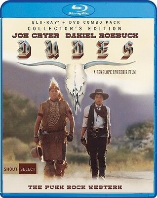 DUDES New Sealed Blu-ray + DVD Collector's Edition Jon Cryer