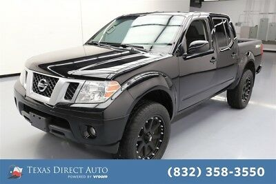 Nissan Frontier PRO-4X Texas Direct Auto 2014 PRO-4X Used 4L V6 24V Automatic 4WD Pickup Truck Premium