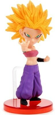 WCF Saiyans Bravery Vol. 2 Super Saiyan Caulifla 2.8-Inch Collectible PVC Figure