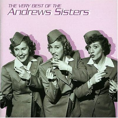 The Andrews Sisters - Very Best of - New & sealed CD