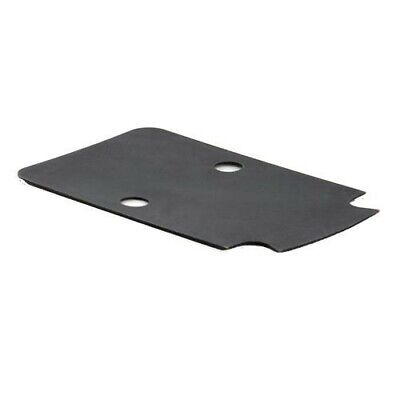Trijicon Black Stainless Steel Rmr  Red Dot Mount Sealing Plate RM63