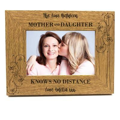Mother And Daughter Photo Frame Gift Poem Photo Frame Box Frame