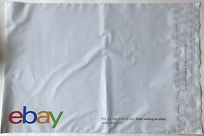 """10 ebay Colored Branded 14.5"""" x 18.5"""" Polyjacket Shipping Envelopes Polymailers"""