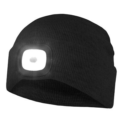 Chillouts Unisex Led Berretto Chilllight Beanie 9301 3 Spessori Taglia Unica