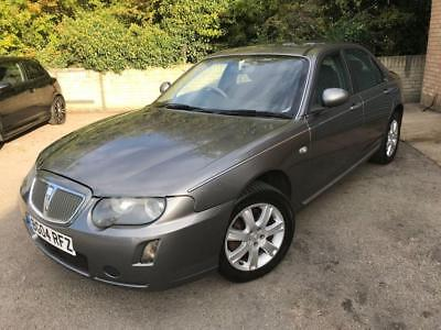 2004 04 Rover 75 1.8 Connoisseur 4D 118 Bhp Px To Clear