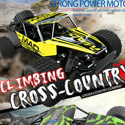 RC Car 1:12 4WD 2.4GHz 2810B Remote Control High Speed Racing Buggy Off-Road Toy