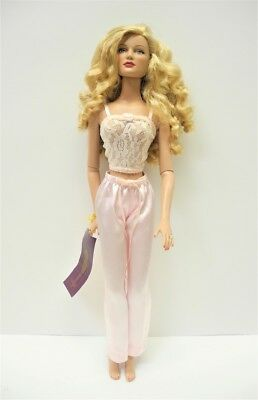 "Tonner Tyler Wentworth Collection 16"" DOLL in Pink Pajamas"