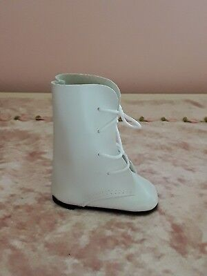 White Doll Boots 70mm