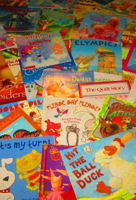 Mixed Children/Kids Softcover Lot of 42-SC/Scholastics/Picture/Reading