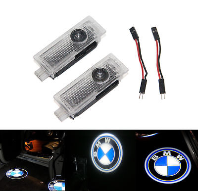 CREE LED Door For BMW Projector Courtesy Puddle Shadow Laser Light Lamp Logo