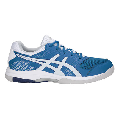 Race Indoor Volley Da Scarpe Gel Rocket Blue Asics Uomo 8 0Px4q