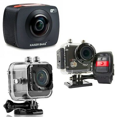 KAISER BAAS Full HD 1080P DVR Sports Action Camera WiFi Cam Camcorder Waterproof