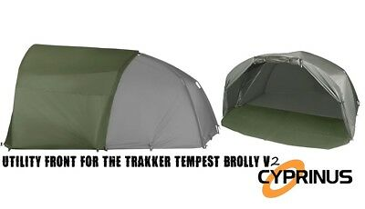 Cyprinus™ Utility front fits the Trakker Tempest V2 Brolly Perfectly