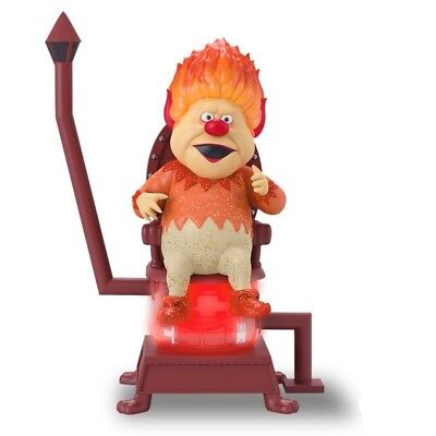 Hallmark 2018 He's Mr. Heat Miser Year Without Santa Claus Ornament