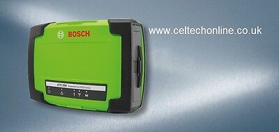 Bosch KTS 590 Diagnostic Unit (Diagnostic Tool Only you need ESI software)