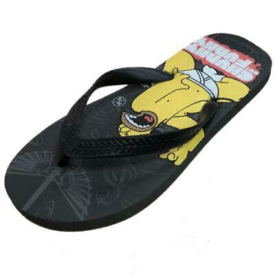 82c0dbb12e374 THE HOMER SIMPSONS chaussons peluche pantoufles cosplay - EUR 37
