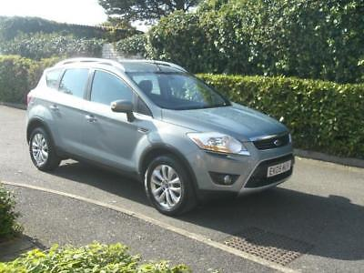 FORD KUGA 2.0TDCi 4x4 TITANIUM 2009 (09) IMMACULATE CONDITION 87,000 MILES F/S/H