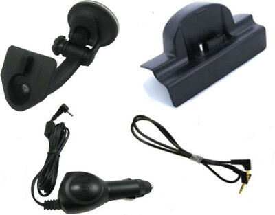 XM Onyx & Xpress Bundle - Dock, Suction Cup Mount, Aux Cable, and Power Adapter