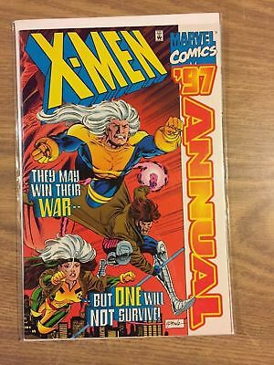 X-MEN Annual 1997, 1991 Series,  VF to NM  Marvel