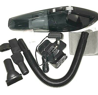 HoLife Handheld Vac Cordless Cleaner Lithium Battery Home/Car Cleaning,Black-NEW