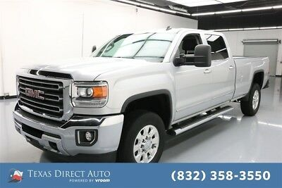 GMC Sierra 2500 SLT Texas Direct Auto 2015 SLT Used Turbo 6.6L V8 32V Automatic RWD Pickup Truck